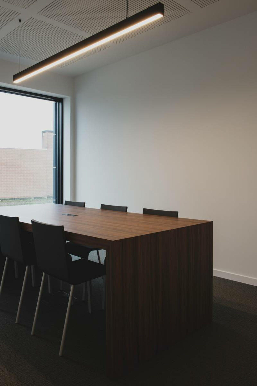 Marnik Vandenberghe schilderwerken - Binnenschilderwerk - ardooie - kantoor dewitte